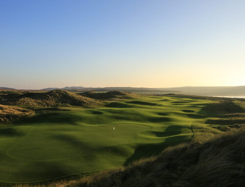 New hotel completes comeback for Scotland's historic Machrie golf links